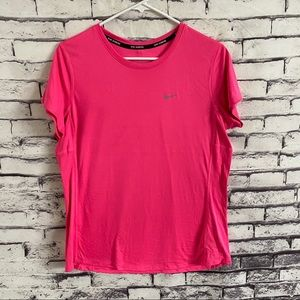 Nike Miller Dri-Fit Running Shirt